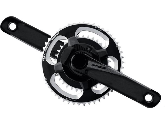FSA Powerbox Carbon 386Evo Crank Set Shimano 105 FC-5800-L Vevparti Racer svart